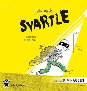 Svartle (lydbok) av Håkon Øvreås