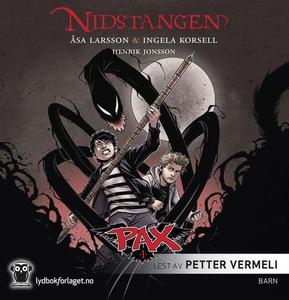 Nidstangen (lydbok) av Åsa Larsson, Ingela Ko