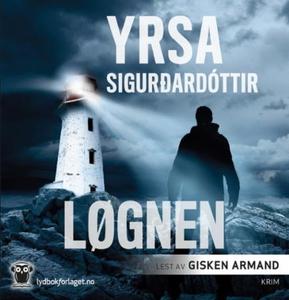 Løgnen (lydbok) av Yrsa Sigurdardóttir, Sigur