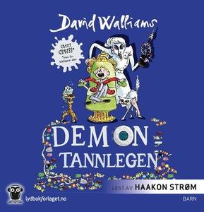 Demontannlegen (lydbok) av David Walliams
