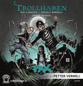 Trollharen (lydbok) av Åsa Larsson, Ingela Ko
