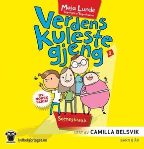 Sceneskrekk (lydbok) av Maja Lunde