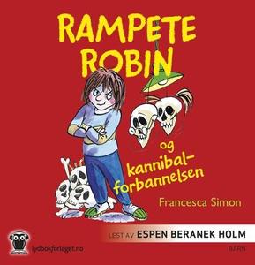 Rampete Robin og kannibalforbannelsen (lydbok