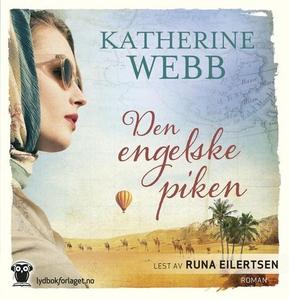 Den engelske piken (lydbok) av Katherine Webb