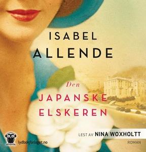Den japanske elskeren (lydbok) av Isabel Alle