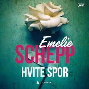 Hvite spor (lydbok) av Emelie Schepp