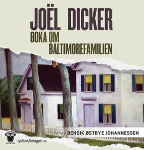 Boka om Baltimorefamilien (lydbok) av Joël Di