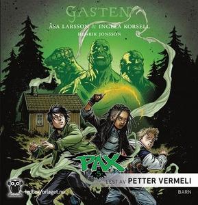 Gasten (lydbok) av Åsa Larsson, Ingela Korsel
