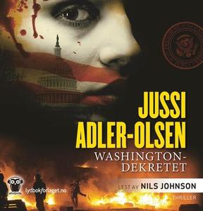 Washingtondekretet (lydbok) av Jussi Adler-Ol