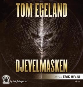 Djevelmasken (lydbok) av Tom Egeland