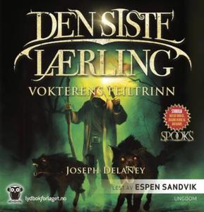 Vokterens feiltrinn (lydbok) av Joseph Delane