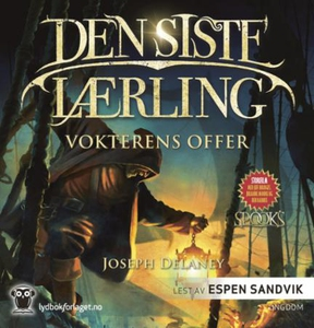 Vokterens offer (lydbok) av Joseph Delaney
