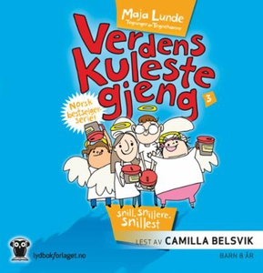 Snill, snillere, snillest (lydbok) av Maja Lu