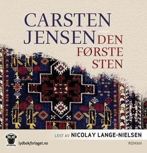 Den første sten (lydbok) av Carsten Jensen