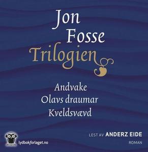 Trilogien (lydbok) av Jon Fosse