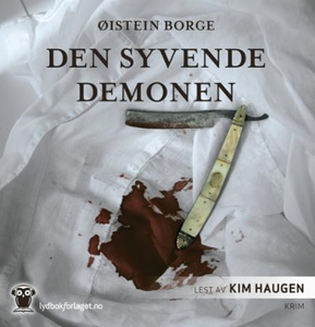 Den syvende demonen (lydbok) av Øistein Borge
