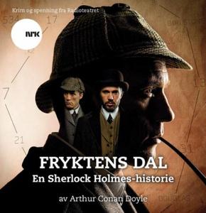 Fryktens dal (lydbok) av Arthur Conan Doyle,