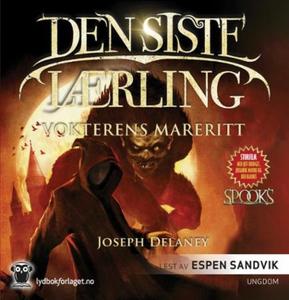 Vokterens mareritt (lydbok) av Joseph Delaney