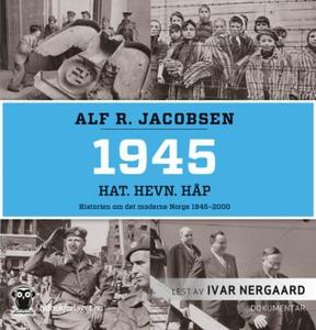 1945 (lydbok) av Alf R. Jacobsen
