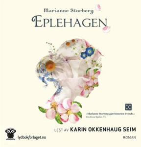Eplehagen (lydbok) av Marianne Storberg