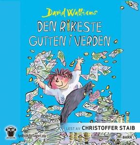 Den rikeste gutten i verden (lydbok) av David