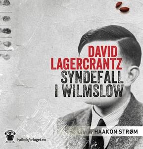 Syndefall i Wilmslow (lydbok) av David Lagerc