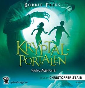 Kryptalportalen (lydbok) av Bobbie Peers