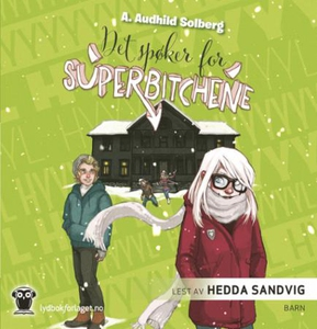 Det spøker for superbitchene (lydbok) av Audh