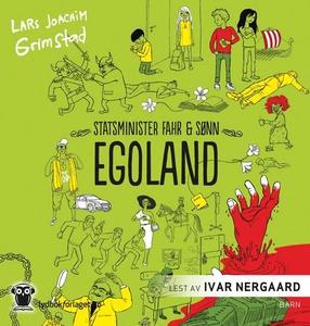 Egoland (lydbok) av Lars Joachim Grimstad