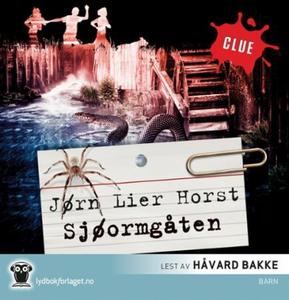 Sjøormgåten (lydbok) av Jørn Lier Horst