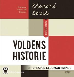 Voldens historie (lydbok) av Edouard Louis