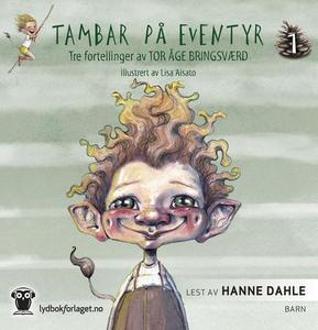 Tambar på eventyr 1 (lydbok) av Tor Åge Bring