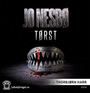 Tørst (lydbok) av Jo Nesbø