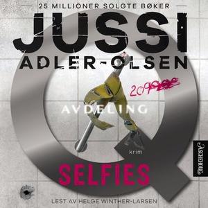 Selfies (lydbok) av Jussi Adler-Olsen