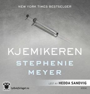Kjemikeren (lydbok) av Stephenie Meyer