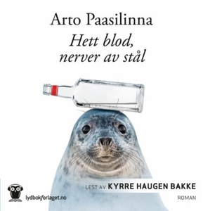Hett blod, nerver av stål (lydbok) av Arto Pa