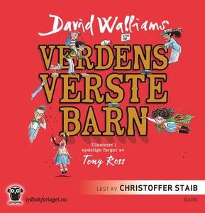 Verdens verste barn (lydbok) av David Walliam