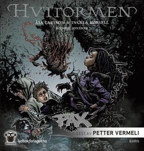 Hvitormen (lydbok) av Åsa Larsson, Ingela Kor