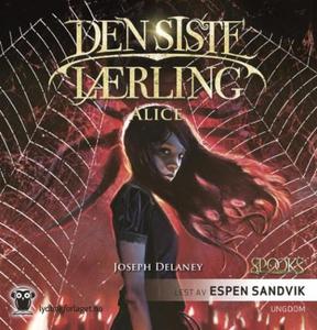Alice (lydbok) av Joseph Delaney