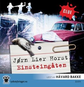 Einsteingåten (lydbok) av Jørn Lier Horst