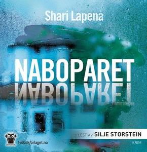 Naboparet (lydbok) av Shari Lapena