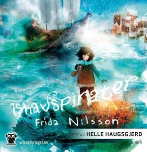Ishavspirater (lydbok) av Frida Nilsson