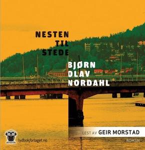 Nesten til stede (lydbok) av Bjørn Olav Norda
