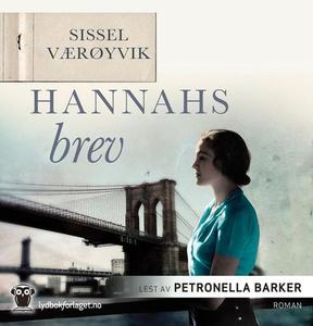 Hannahs brev (lydbok) av Sissel Værøyvik
