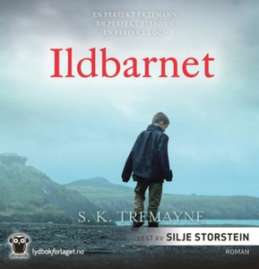 Ildbarnet (lydbok) av S.K. Tremayne