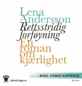 Rettsstridig forføyning (lydbok) av Lena Ande