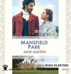 Mansfield Park (lydbok) av Jane Austen