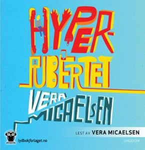Hyperpubertet (lydbok) av Vera Micaelsen