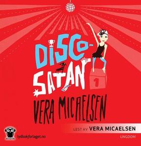 Discosatan (lydbok) av Vera Micaelsen