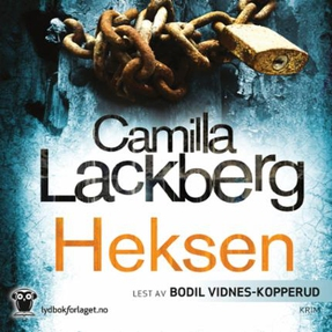 Heksen (lydbok) av Camilla Läckberg